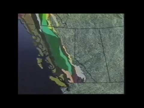 Where Terranes Collide: The Geology of Western Canada