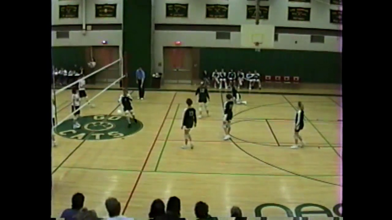 NAC - Tupper Lake JV Volleyball  1-5-95