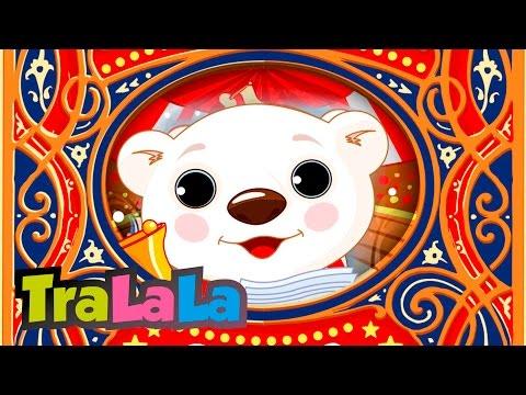 Fram, ursulețul polar - Cântece de iarnă pentru copii   TraLaLa
