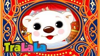 Fram, ursulețul polar - Cântece de iarnă pentru copii | TraLaLa