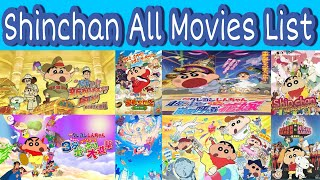 Shin Chan All Movies' Details | Shin Chan's All Movies in India | Gaur Brothers | Mohit Gaur