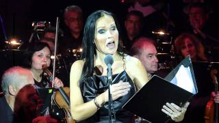 tarja turunen you take my breath away plovdiv beauty and the beat concert with mike terrana