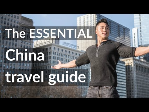 2017 China Travel Guide | China Travel Tips and What to Pack When Traveling