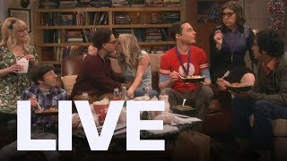 Behind The Scenes 'The Big Bang Theory' Finale | ET Canada LIVE