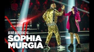 """Sophia Murgia """"Il cielo nella stanza"""" - Blind Auditions #1 - TVOI 2019"""
