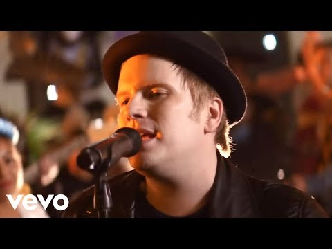 "Fall Out Boy Releases ""Hold Me Tight Or Don't"" Video"