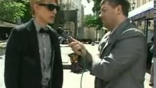 Атака клоунов  Интервью гламурный стиль
