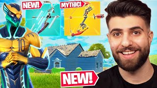 Everything Epic DIDN'T Tell You In The HUGE New Update! (New Exotic, New Mythic + MORE!) - Fortnite