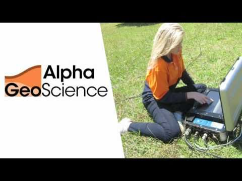 Geophysical instruments from Alpha Geoscience