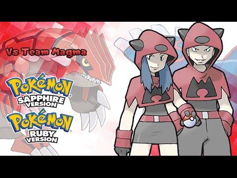 Pokemon Ruby/Sapphire/Emerald - Battle! Team Aqua/Magma Music (HQ)