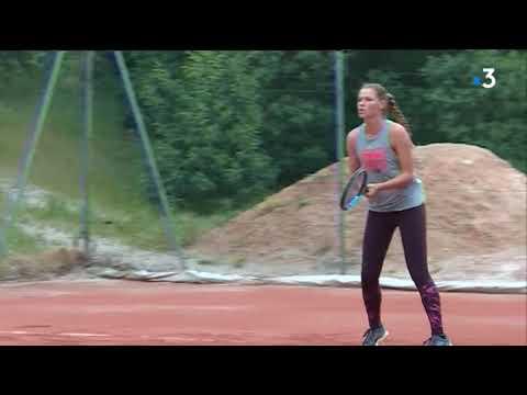 Licenciée à Capbreton (Landes), Jessika Ponchet en route vers Roland-Garros !
