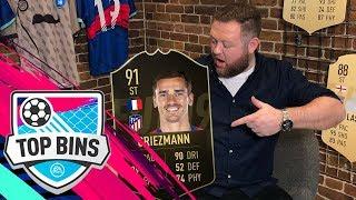 FIFA 19 TOTW 14 | Team of the Week | Top Bins
