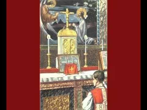 Misa Tridentina Adoremus in Aeternum