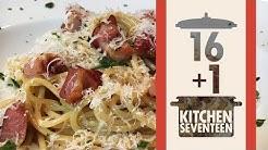 Spaghetti Carbanana - Traditionelles Rezept