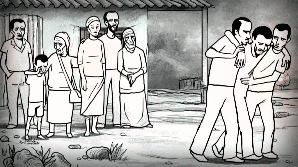 The Story of Cholera - A short animated film produced by the Global Health Media Project