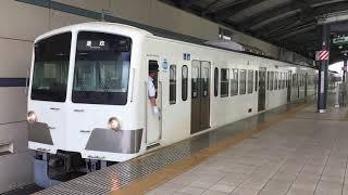 西武多摩川線 新101系 武蔵境駅発車