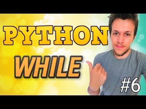 Python tutorial 2019 #6 WHILE LOOP thumbnail
