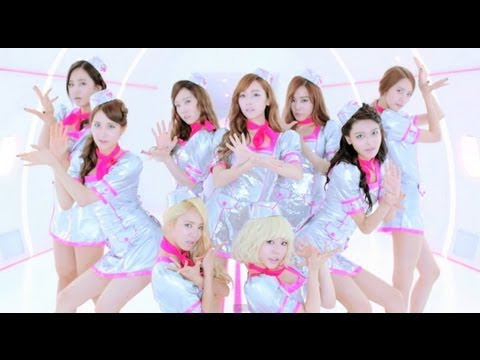 GIRLS` GENERATION 少女時代 FLOWER POWER Music Video