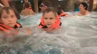 видео День рождения в «Ква-Ква парке»