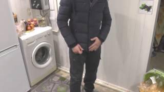 обзор мужские штаны из Китая OONU заказал на aliexpress 1500 руб