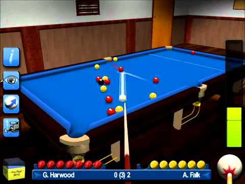 Pro Snooker 2012 load app free