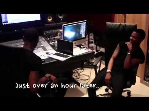 Sarz in da studio with wizkid   Samba instrumental