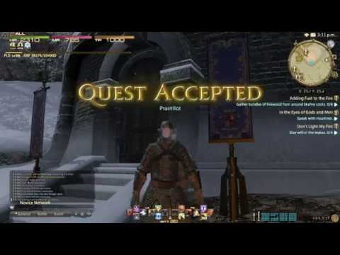 [21] Meta Streams FF14: Muted questing