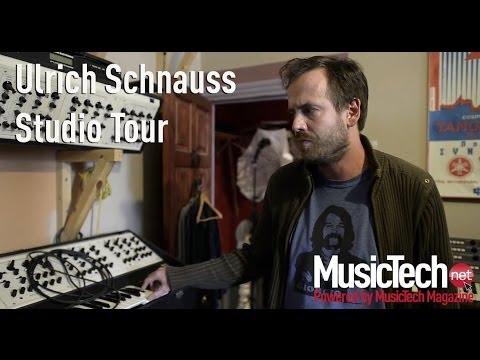 Studio Tour: Ulrich Schnauss