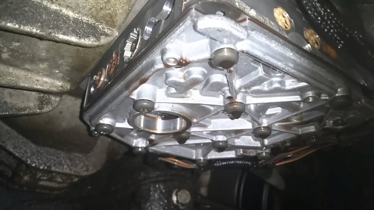 Increase line pressure in an O1M Mk4 Jetta, Golf, Beetle Transmission  Also  called the Kerma Mod