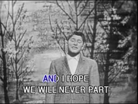Diana - Paul Anka - Karaoke - Original Footage