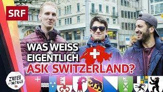 Was weiss eigentlich Ask Switzerland? | Zwei am Morge