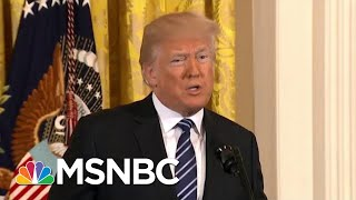 \'Mr. President Donald Trump Is Failing\' | The Last Word | MSNBC