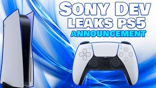 Sony's Own Developer Accidentally Leaks And Confirms HUGE PS5 News! Microsoft Has No Answer For It!