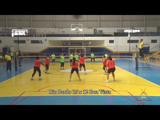 Copa Regional Vôlei da Liga Jogo 4