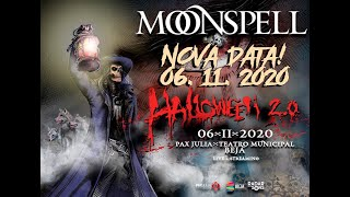 Moonspell Pax Julia- HALLOWEEN 2.O FULL SHOW
