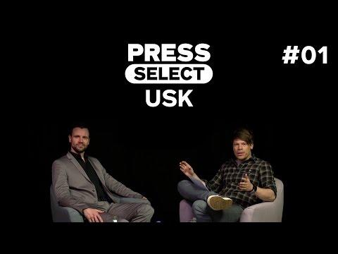 [1/4] Press Select #9 | Gespräch mit Felix Falk, Geschäftsführer der USK | 08.05.2016