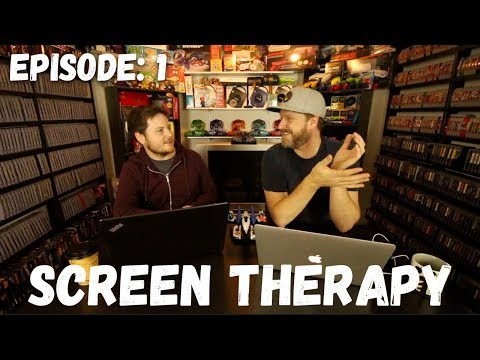Screen Therapy - Episode #1 - Catching Up On The Latest Games, Movies, And TV Shows...