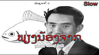 ພຽງນ້ອງຈາກ  :  ຄຳເຕີມ ຊານຸບານ  -  Khamteum SANOUBANE  (VO)  ເພັງລາວ ເພງລາວ เพลงลาว lao song