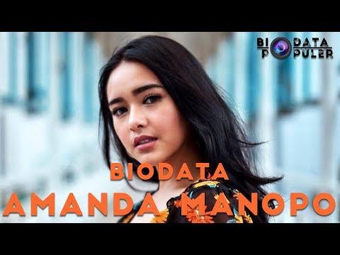 Biodata Amanda Manopo Lengkap dengan Agama + Foto Terbaru