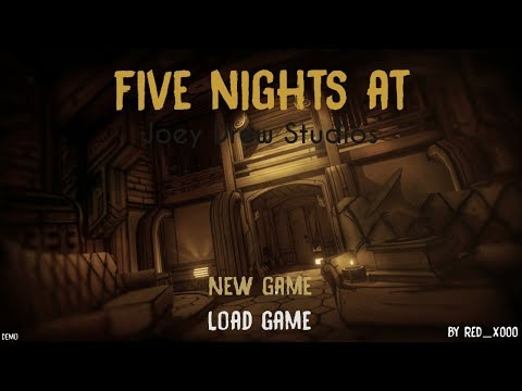 Five Nights At Joey Drew Studios