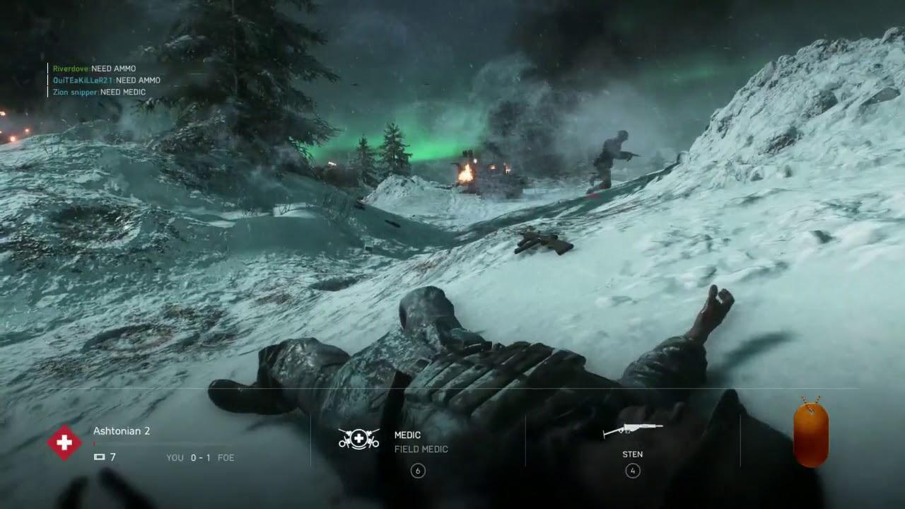 Battlefield V review -- an unfinished work of art | VentureBeat