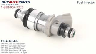 Fuel Injector from BuyAutoParts - Part # 35-01369(, 2016-03-04T16:38:58.000Z)