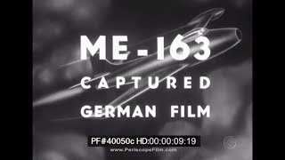ME-136 Captured German Film - AMC Pictorial Review 1 40040d HD