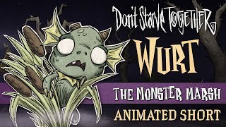 don't Starve Together - Wurt the Monster Marsh Review!