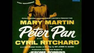 Peter Pan Soundtrack (1960) -23- We Will Grow Up