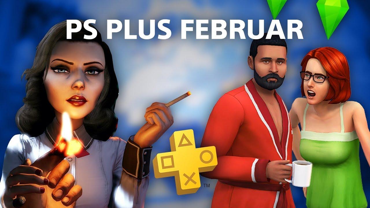 Ps Plus Februar