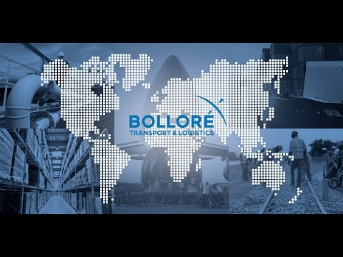 Bolloré Transport & Logistics 2015 Corporate movie