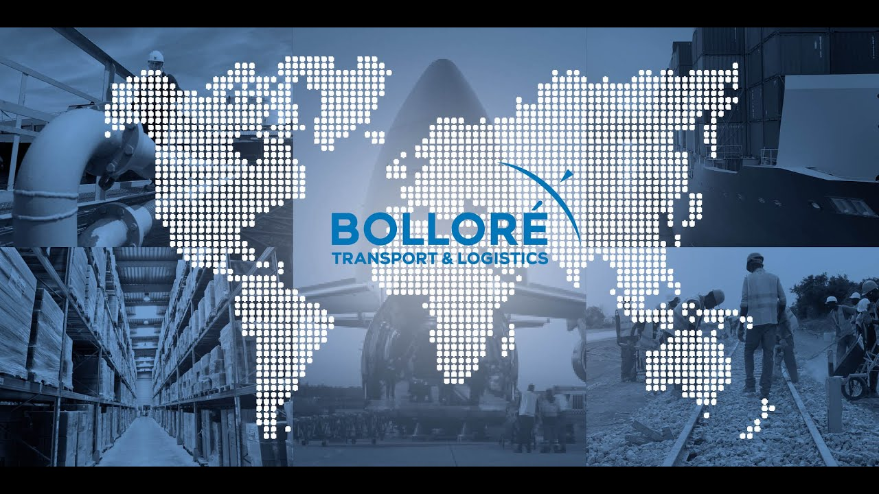 Bollor Transport Amp Logistics 2015 Corporate Movie YouTube