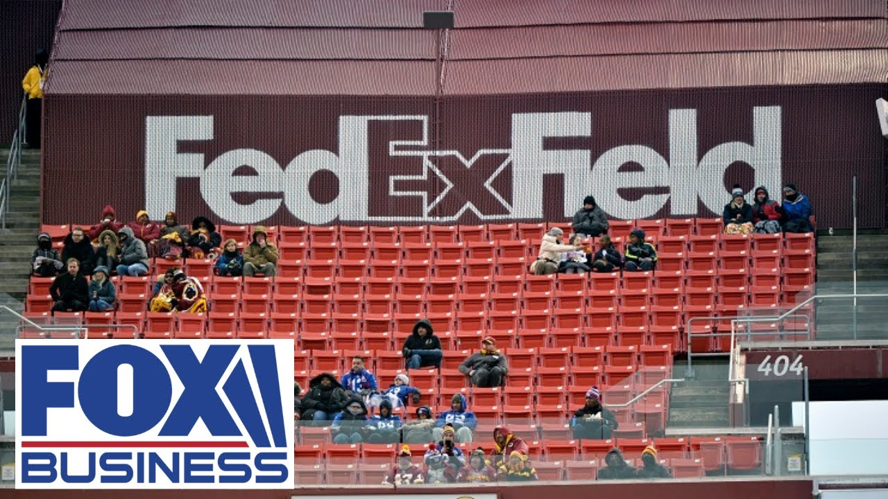 FedEx tells Redskins it will remove signage from stadium if name isn't changed: Rpt