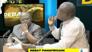 LE DEBAT PANAFRICAIN   DU  08 03 2015 ( part1)